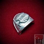 Ravenwing Bike Squadron Shouler Pad (metal)